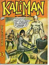 Kaliman El Hombre Increible #450 - Julio 13, 1974 - Mexico