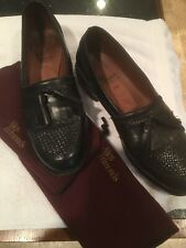 Allen Edmunds Slightly Used BLACK CODY men's shoes 9.5 B