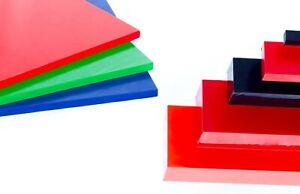 Urethane / Polyurethane Bar Bars Block / Sheet - Custom Sizes, colors, and duros