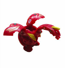 Bakugan Pyrus Red Cyborg Helios 450G New Vestroia with Cards