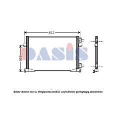 Kondensator, Klimaanlage 182045N