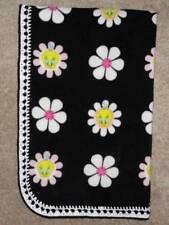 Handmade Girls' Fleece Crib Nursery Blankets & Throws