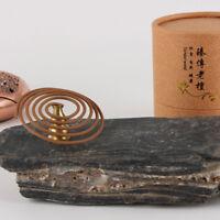 Sandalwood Agilawood Tibtan Incense Coil Spiral Incense Home Fragrance 04