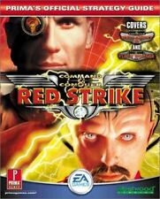Red Strike: Prima's Official Strategy Guide (Command & Conquer, Red Alert 2...