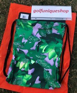 Nike Athletes Gym Sack Bag Golf Masters Colorway Green
