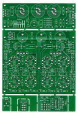DIY Bare PCB for EL84 stereo push-pull tube power amplifier Class AB 13W×2
