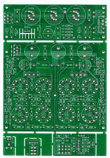 Fai Da Te A Nudo PCB per el84 STEREO Push-Pull TUBE POWER AMPLIFICATORE classe AB 13w×2