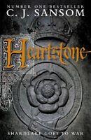 Heartstone (The Shardlake Series),C. J. Sansom