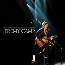 LIVE UNPLUGGED [CD/DVD COMBO] CD JEREMY CAMP NEW SEALED