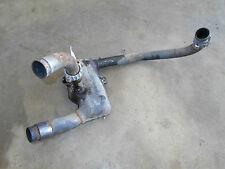 Honda vtr250 interceptor vtr 250 exhaust pipe head header chamber 88 1988