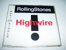 ROLLING STONES - HIGHWIRE !  RARE DUTCH MAXI cd 1991