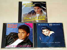 3 CD Collection-Michael Morgan-Only Love is Here & Now since we