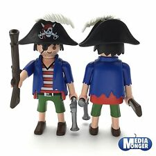 playmobil® Figur: Pirat | Seeräuber | kurzer Hose | Muskete | Pistole NEU & OVP