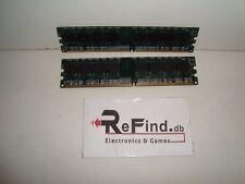 1GB (2X512MB) RAM NO BRAND DDR2 Non - ECC Fisso memoria RAM