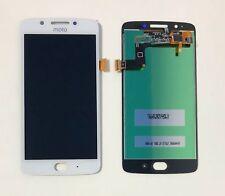 New Motorola Moto G5 XT1677 XT1670 Touch Digitizer LCD Screen Assembly White