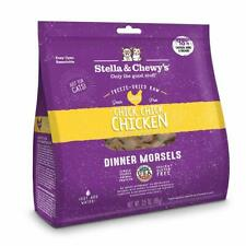 Stella and Chewy's Freeze-Dried Raw Chicken Dinner Morsels for Cats 3.5 ounce