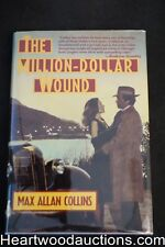 The Million-Dollar Wound by Max Allan Collins Unread Copy