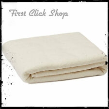 Warm And Natural Cotton Batting Twin Size 72-Inch By 90Inch Machine Washable New
