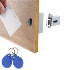 Invisible Hidden RFID Free Opening Intelligent Sensor Cabinet Drawer Lock Locker