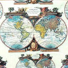 Buy Map Paper in Decoupage Tissue Paper | eBay