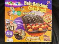 Bake Delicious Cake Pops! As Seen on TV Brand NEW