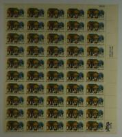 US SCOTT 1725 PANE OF 50 FIRST CIVIL SETTLEMENT STAMPS 13 CENT FACE MNH.