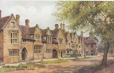 Gloucester Postcard - William Greville's House - Chipping Campden - Ref ZZ4245
