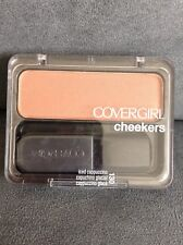 Covergirl Cheekers #130 Iced Cappuccino Blush .12 Oz - Brand New