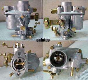 RENAULT DAUPHINE / ONDINE Carburetor 28 IBS (Solex type) - NEW  RECENTLY MADE