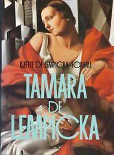 De Lempicka-Foxhall - Tamara De Lempicka - Belfond Parigi 1987 - 1^Edz. Francese