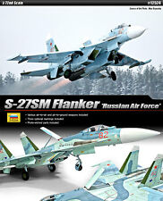 1/72 S-27Sm Flanker E Russian Air Force #12524