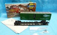 VTG AHEARN HO MODEL RR TRAIN #5082 50' RAILBOX DBL DOOR CAMINO PVILLE TAHOE 4A