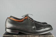 Vtg Men's 1950s 1960s Florsheim Dress Shoes sz 10 B/C 50s 60s #7594s