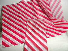 New American Greetings Tissue Paper - 8 Sheets Red Stripes