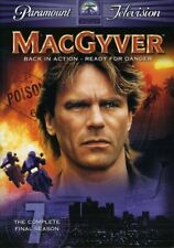 MacGyver - The Complete Final Season [Dvd] Used!