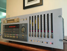 Tascam DA-88 Digital 8 Track Recorder Player. Recording Studio Digital Media.