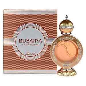 Busaina 50ml Arabian Eau de Parfum Pour Femme by Rasasi Perfume Dubai