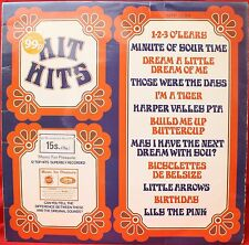 HIT HITS 69 LP Record MFP 1290 Nov 1968 Soundalike Covers.