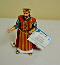 Mythical Realms King Alfred Safari Ltd New Educational Medieval Castle FIgure
