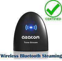 AZATOM BLUETOOTH WIRELESS ADAPTER A2DP DOCKING DOCK STATION SPEAKER iPhone iPod