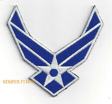 """XL 11"""" NEW US AIR FORCE WING II PATCH LOGO SEAL PIN UP JACKET UNIFORM FLIGHTSUIT"""