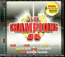 LES CHAMPIONS 98 - CD COMPILATION [2152]