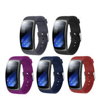 Replacement Wrist Band Silicone Strap Bracelet For Samsung Gear Fit2 / Pro 2018