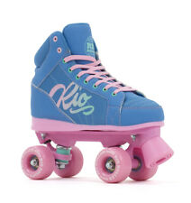Rio Roller Lumina Rodillo / Patines Quad - Azul/Rosa