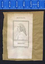 John Hampden & Charles Jean Francois Henault -1809 Prints
