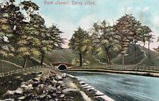 Dark Tunnel - Daisy Nook - OLDHAM - 1905 Original Vintage Postcard (YMT)