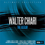 WALTER CHIARI - THE ALBUM  CD CANZONE ITALIANA