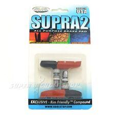 Kool Stop Supra 2 for V-brakes Dual Compound