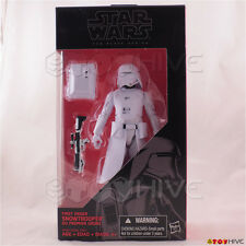 Star Wars The Force Awakens Black Series - First Order Snowtrooper (#12) Hasbro