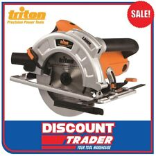 "Triton Precision 7-1/4"" 184mm 1800W Circular Saw - TA184CSL"